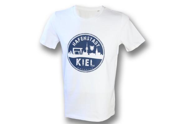 Hafenstadt Skyline Kieler Shirt