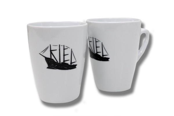 Kaffee Becher Kielschiff