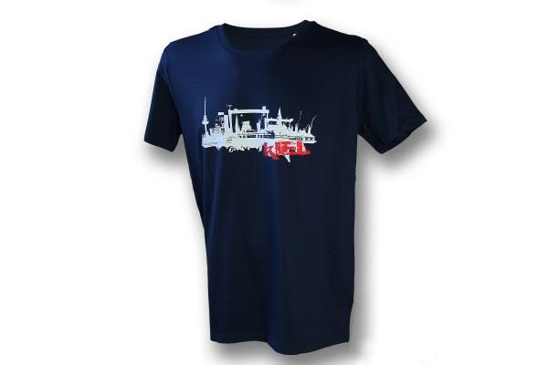 Skyline Grunge Kieler Shirt