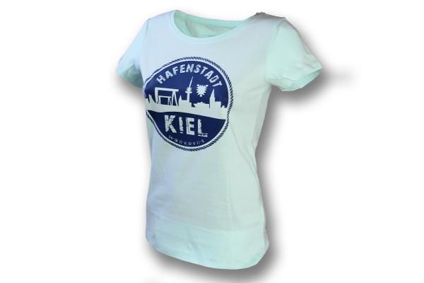 Hafenstadt Skyline Kielerinnen Shirt