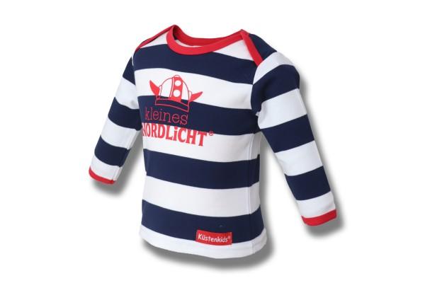 Kleines Nordlicht Maritim Baby Shirt