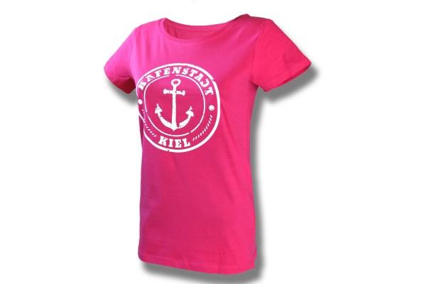 Hafenstadt Anker Kielerinnen Shirt